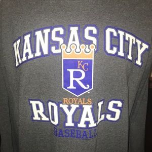 Shirts - NICE ⚾️ Kansas City Royals Baseball Long Sleeve